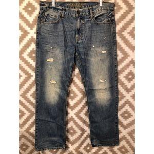 American Eagle Men's Original Bootcut Jeans